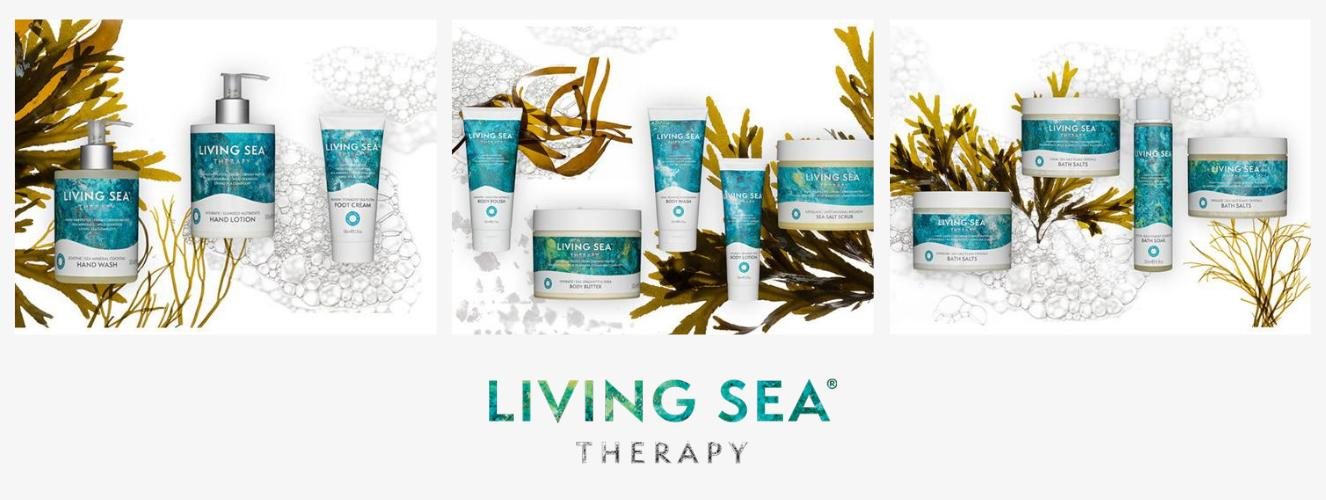 Living Sea Therapy Web Banner